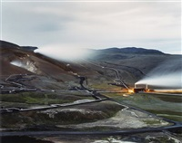 geothermal power plant 01 by dan holdsworth