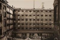 kgb prison, pl. 42, leningrad, russia by lev polyakov