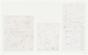ohne titel / untitled by joseph beuys