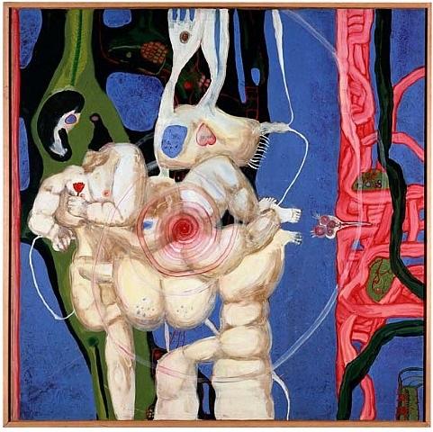 anatomie (grünes blut) by uwe lausen