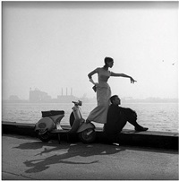 untitled (harbor) by jerry schatzberg