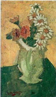 les marguerites ii by georges braque