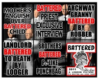 battered by gilbert & george