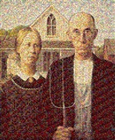 american gothic by robert silvers