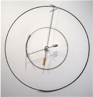 "circle work (rocket assist 32"" / 39"", concentric) by marley dawson"