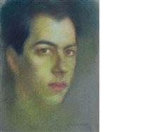auto portrait by robert mcintosh