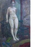 before the bath by robert mcintosh