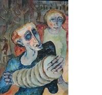 the accordionist by byron randall