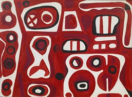 red white black by howard daum