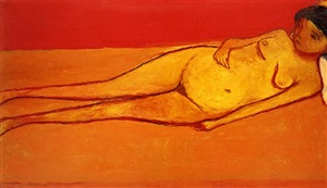 nude by william scott