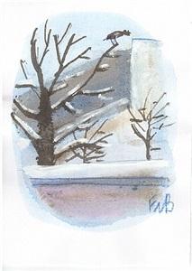postkarte by f.w. bernstein