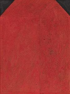 rot. von farblichen akzenten zur monochromie by horst antes