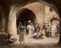 at the well by george edward robertson