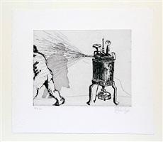 give & take series by william kentridge