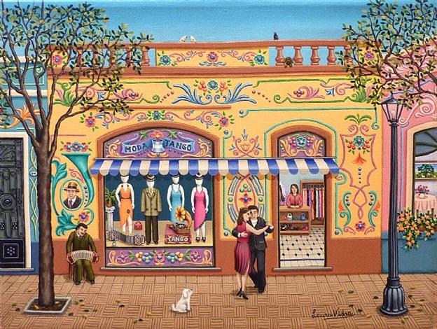 tango shop by laura vidra