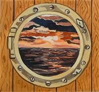 porthole by richard bosman