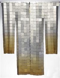 gold kimono by miya ando
