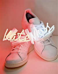 kate moss x stan smith (neons) by kate moss