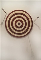 target and 3 darts by kim dingle