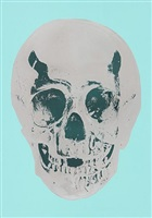 untitled pl. 1 from (til death do us part) by damien hirst