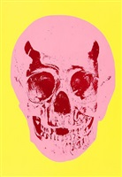 untitled pl. 3 from (til death do us part) by damien hirst