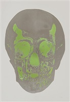 untitled pl. 6 from (til death do us part) by damien hirst