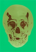 untitled pl. 8 from (til death do us part) by damien hirst