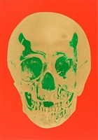 untitled pl. 10 from (til death do us part) by damien hirst