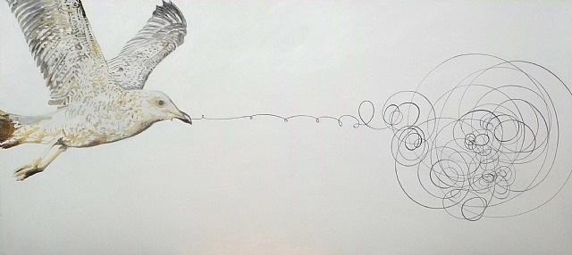 rare bird by sibel kocabasi
