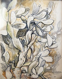 fichi d'india by renato guttuso