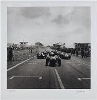reims, 1958 by jesse alexander