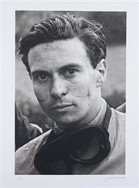 jim clarke, 1962 by jesse alexander