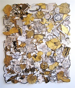 loose tapestry of life (purse) by jane hammond