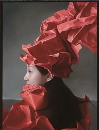 red paper bride - singing further way by zeng chuanxing
