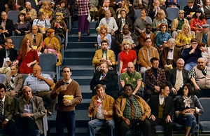 crowd #9 (sunset five) by alex prager