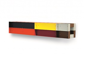 untitled (lehni 84-19) by donald judd