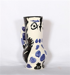 small owl jug by pablo picasso