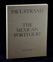 the mexican portfolio by paul strand