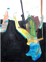 """""""to be titled"""" exhibition by agata czeremuszkin-chrut"""