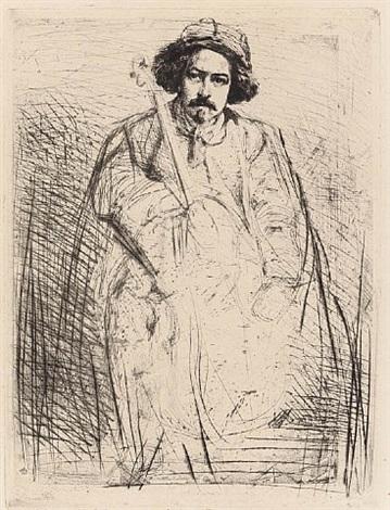 becquet by james abbott mcneill whistler