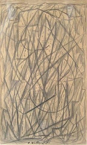 ny symphony of lines by abraham walkowitz