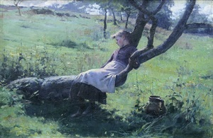 in the old apple tree by lucy scarborough conant