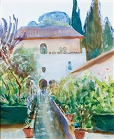 alhambra by emily jo sargent