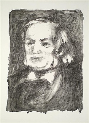 richard wagner by pierre-auguste renoir