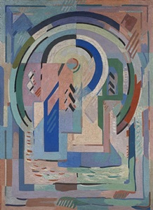 inaugural exhibition at 960 madison avenue by albert gleizes