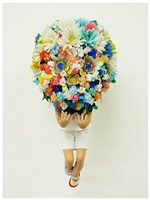 flower head #02 by yoshiyuki ooe