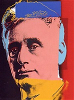 louis brandeis, ten portraits of jews of the twentieth century by andy warhol