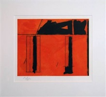 la casa de la mancha by robert motherwell
