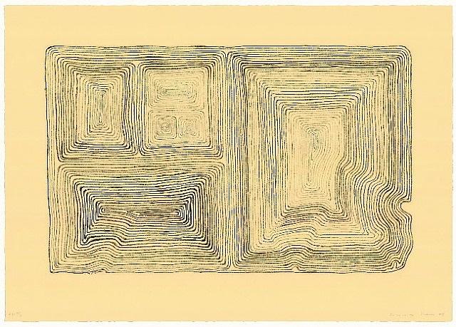 nested unknots by james siena