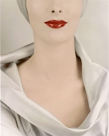 decollete, victoria von hagen, vogue, new york, 15 october 1952 by erwin blumenfeld